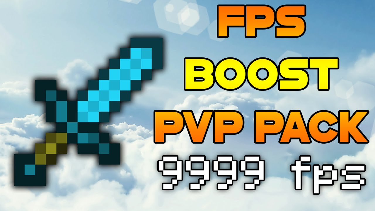 Minecraft Pvp Texture Pack Cr1tzpvp Fps Boost Edit No Lag Resource Pack 1 10 1 9 1 8 1 7 Booster Youtube