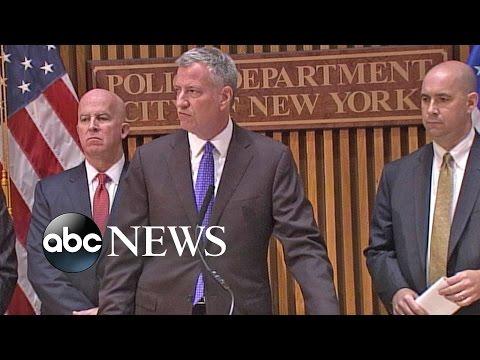 "NY Bombing Suspect ""Terror-Related'"