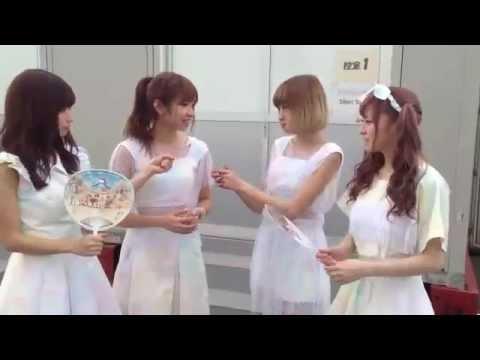 Silent Siren - After Mezamashi Live 2014 (Taken From Silent Siren's Official LINE)