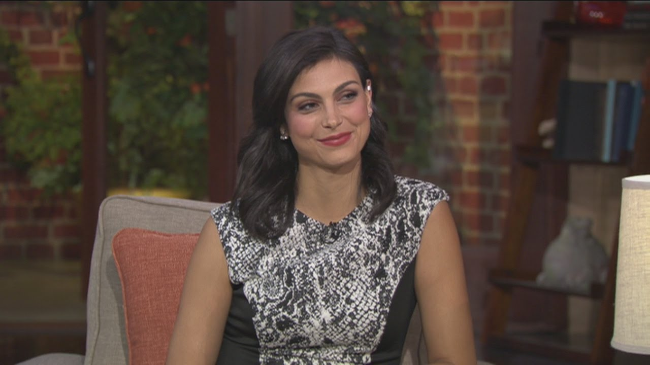 Morena Baccarin Helps Fight The Villains Of 'Gotham'