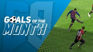 Best goals of the month ●captain boomerang ●