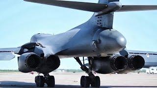 B-1 Lancer Operations at Dyess AFB • BONE
