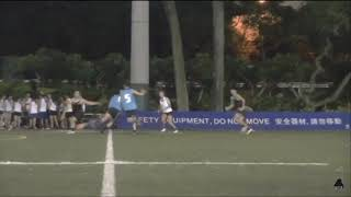 MKChung touch rugby highlights 2017-18