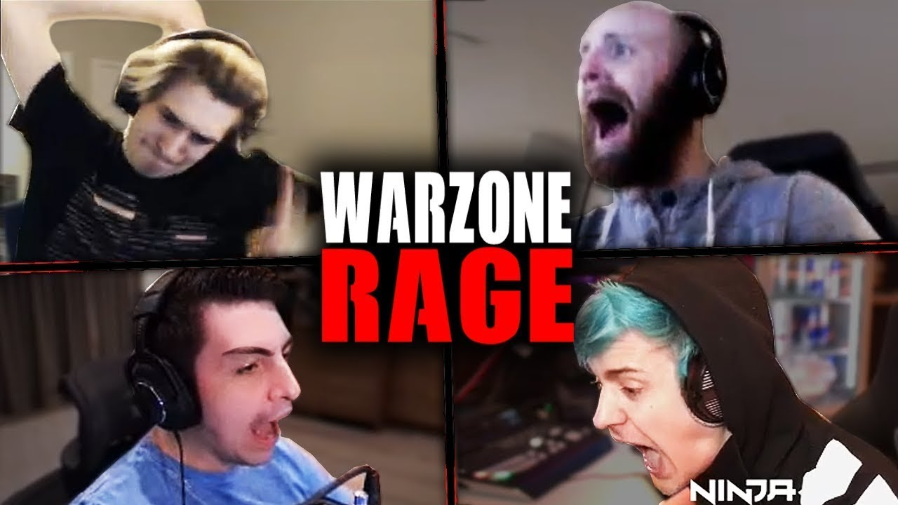 WARZONE RAGE MOMENTS - DR.DISRESPECT/TIM/SUMMIT1G/NADE (2020) FUNNY MOMENTS