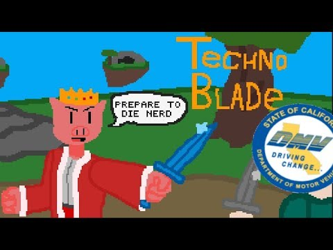 Download technoblade vs the department of motor vehicles