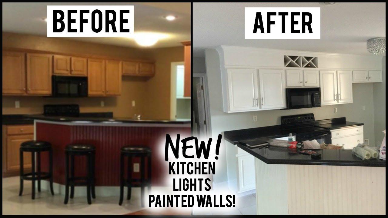Updating Kitchen Lighting Ideas
