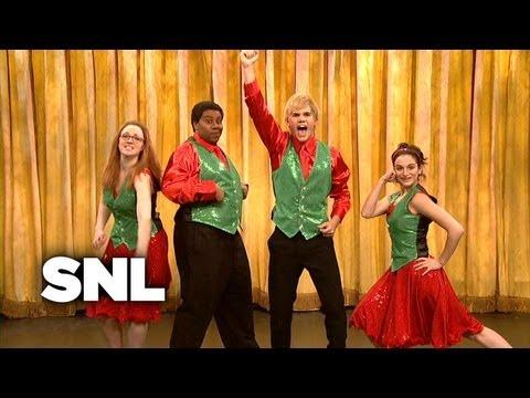 The Sparkle Players Christmas Show - SNL