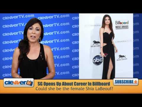 Selena Gomez Is A Sailor Girl On Billboard Magazine Cover