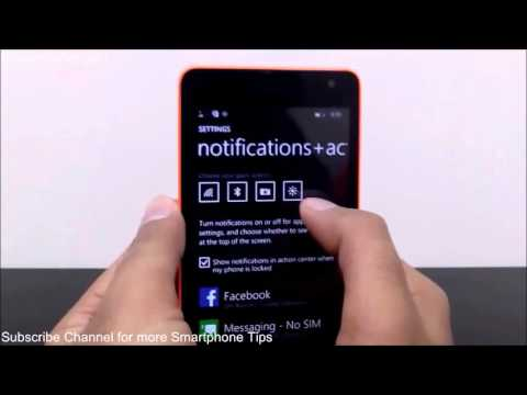 Microsoft Lumia 535 Tips and Tricks