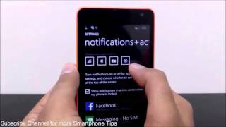 Microsoft Lumia 535 Tips and Tricks
