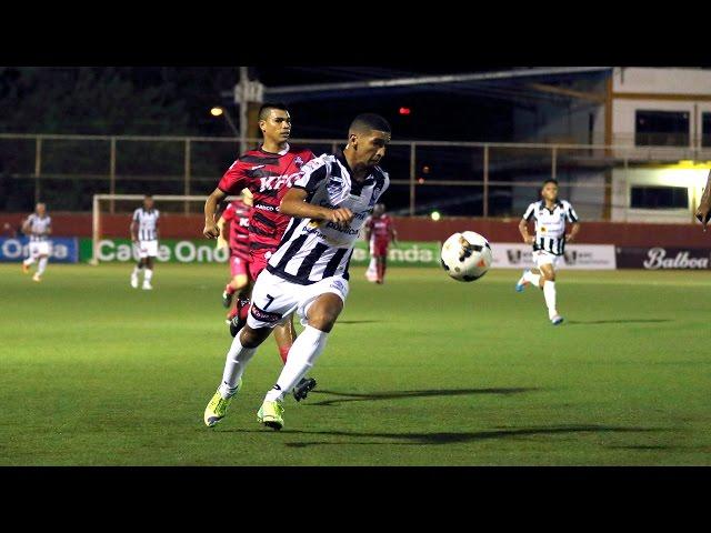 San Francisco F.C. Vs Tauro F.C. - Torneo Clausura 2016