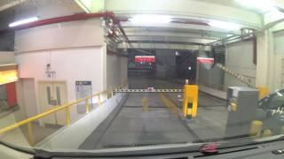 紅磡火車站停車場(出)