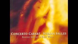 Suzana Salles 01 - Der Kanonen Song (Canções dos canhões) (Kurt Weill / Bertold Brecht)