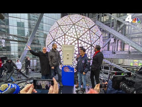 new-year's-eve-2020:-times-square-ball-is-ready-for-its-big-night-|-nbc-new-york