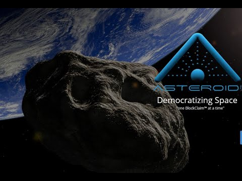 Asteroid Mining Companies - Private Asteroid Mining Companies