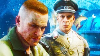 PLAYING AS 1.0 CREW IN DER EISENDRACHE CUTSCENE - KILLING PRIMIS DEMPSEY! (BO3 Zombies)