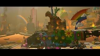 The LEGO Movie Videogame. #8. Побег из Заоблачной дали