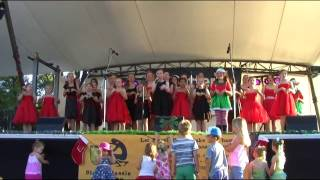 Six White Boomers - Secret Harbour Carols 2013