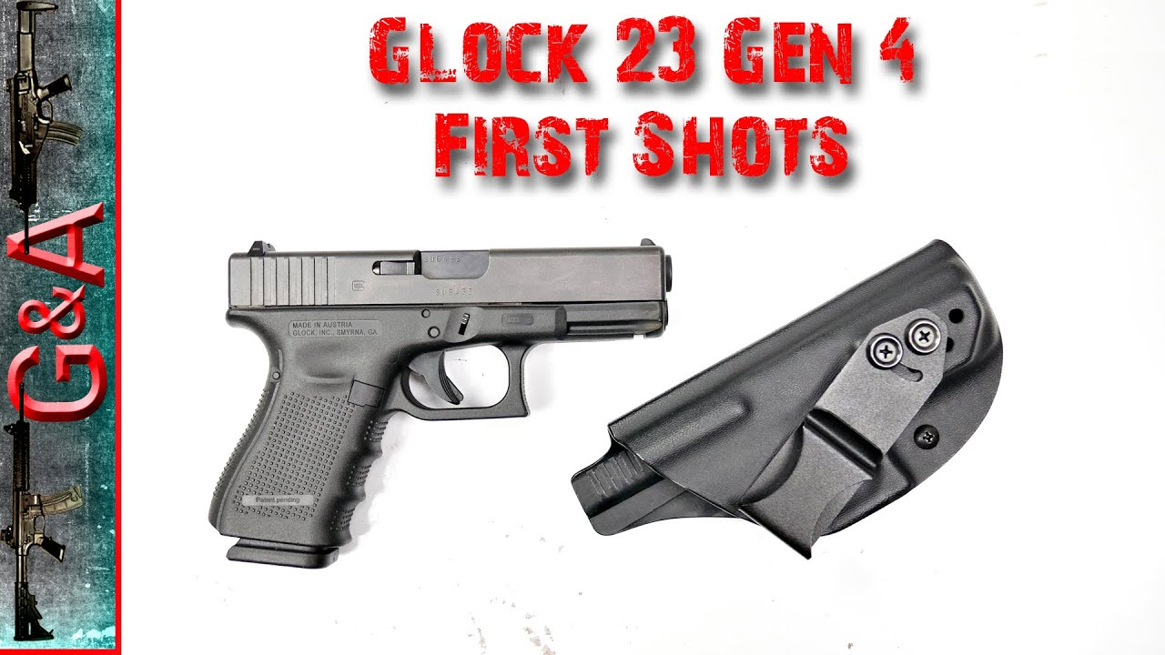 what glock do police use