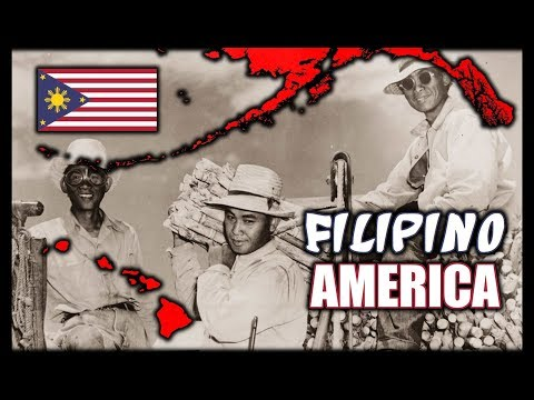How the Filipinos Helped Colonize America (History of Filipino Americans in Alaska, Hawaii and More)