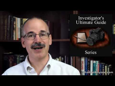 How much authority does a private investigator have? Security Guard? Process Server?