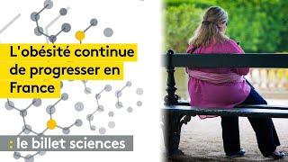 Santé : l'obésité continue de progresser en France