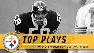 Jack Lambert's Top Plays