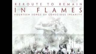 IN FLAMES - Black & White