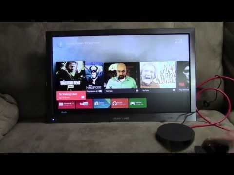 How to - Google Nexus Player Setup Instructions