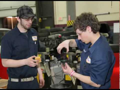 Joliet Junior College Technical Program Overview - Automotive Technology