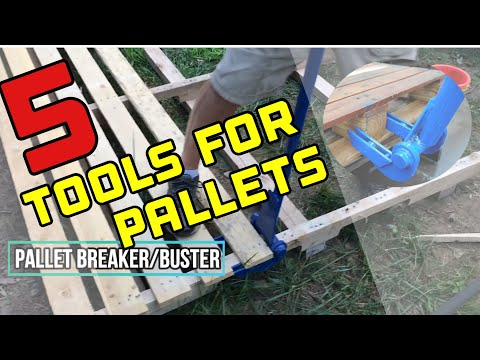 Tools for working with FREE pallets