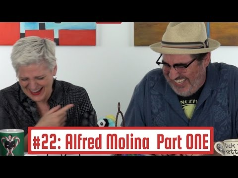 Alfred Molina Movies - His Favorite Role. Ep #22