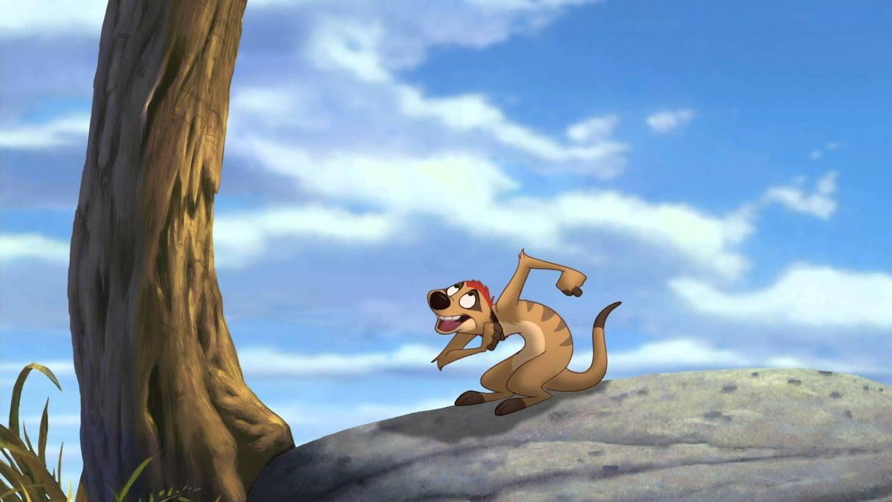 Король Лев 3: Акуна Матата - Трейлер