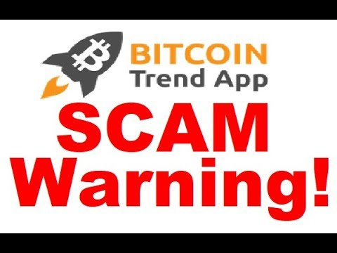 Bitcoin Trend App Review - Massive SCAM Revealed (Detailed Warning)