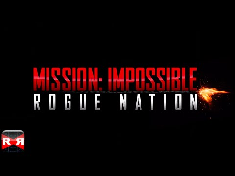 Mission Impossible: Rogue Nation (By Glu Games) - iOS / Android - Gameplay Video poster