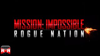 Mission Impossible: Rogue Nation (By Glu Games) - iOS / Android - Gameplay Video