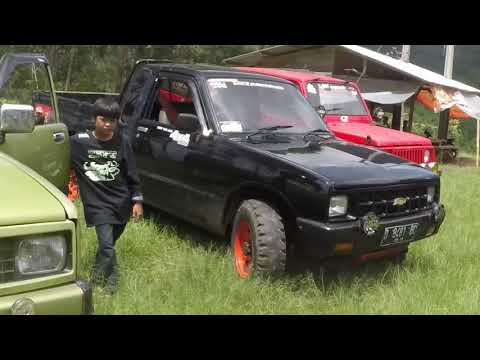 Chevrolet Luv In Action Kcli Part 5 Youtube