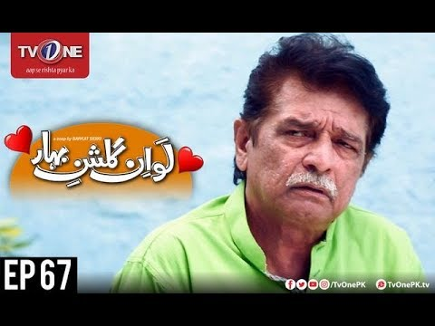 Love In Gulshan E Bihar - Episode 67 - TV One Drama - 26th October 2017