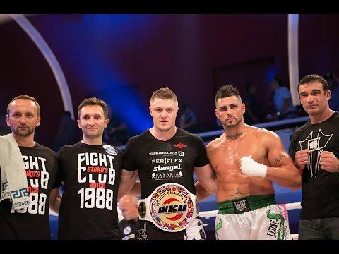 Smolik wird K1 Weltmeister im Schwergewicht - Emotionaler Video Blog - Stekos Fight Night