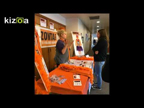 Zonta Club of Joliet's 16 Days of Activism 2017 Campaign