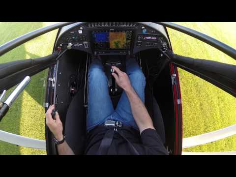 Carbon Cub Basics: Takeoff