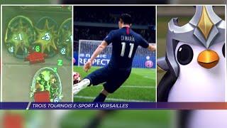 Yvelines | Trois tournois e-sport à Versailles