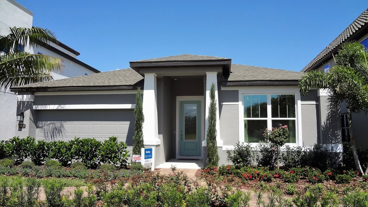 Genial Winter Garden New Homes   Oakland Trails By Meritage Homes   Bailey Model