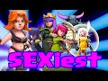 Clash of clans SEXIEST FEMALE CHARACTERS  my ranking