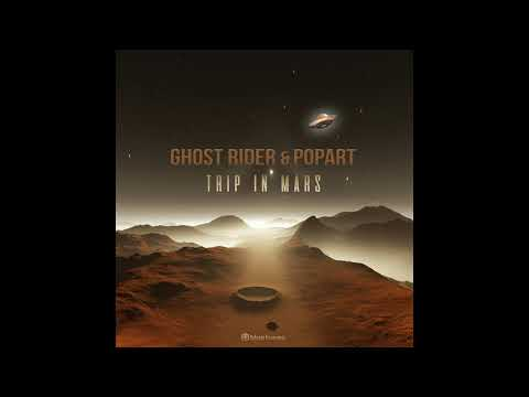 Ghost Rider & Pop Art - Trip In Mars - Official
