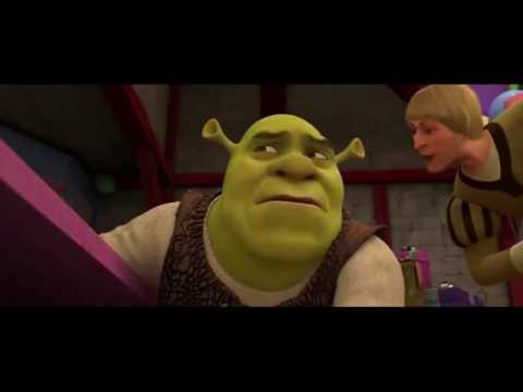 Shrek do the roar moan