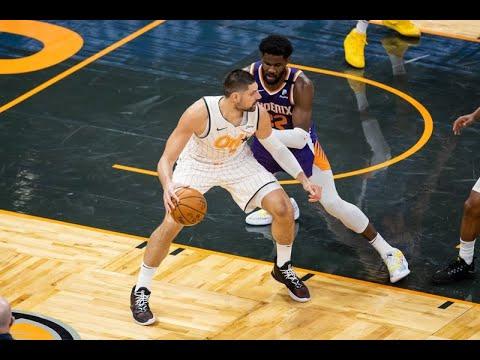 Orlando Magic set to trade Nikola Vucevic to Chicago Bulls