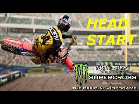 Monster Energy Supercross - Head Start Championship - Anaheim 2 (Roczen)
