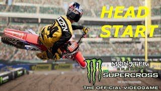 Monster Energy Supercross - Head Start Championship - Anaheim 2 (Roczen)
