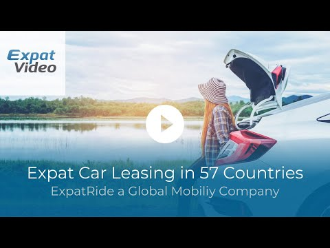 Expat Car Leasing in 57 Countries ‑ ExpatRide
